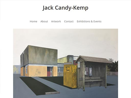Jack Candy Kemp