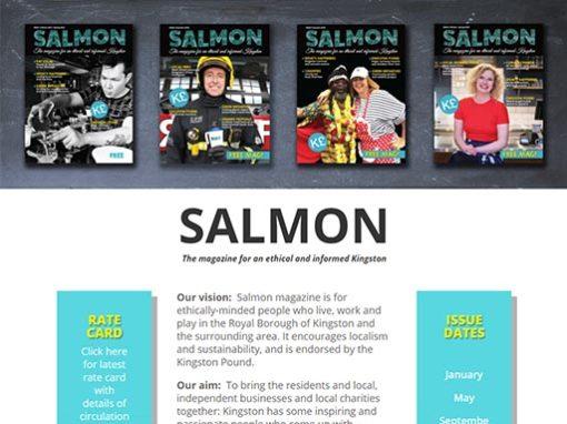 Salmon Magazine