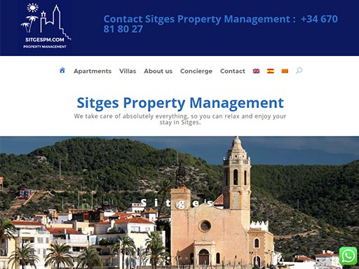 Sitges Property Management